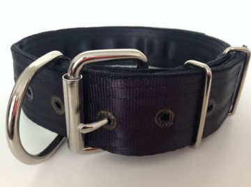 Heavy Duty - 2 inch wide dog collar - 19-26 inch neck - Nylon